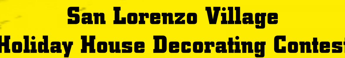 House Decorating Banner